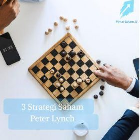 3 Strategi Saham Peter Lynch