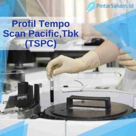 Profil Perusahaan Tempo Scan Pacific Tbk (TSPC)